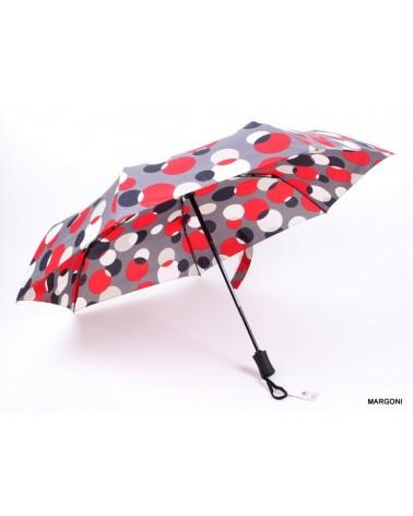 Parasol damski Doppler 165PKU 2 czerwony
