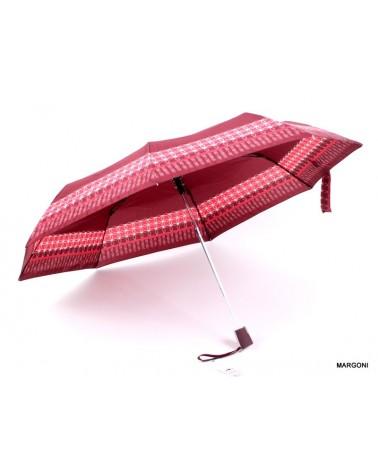 Parasol damski doppler 165g2802 2 czerwony