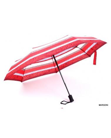 Parasol damski doppler 165PKU 4 czerwony