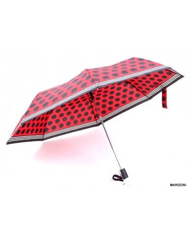 Parasol damski doppler 165mi03 czerwona