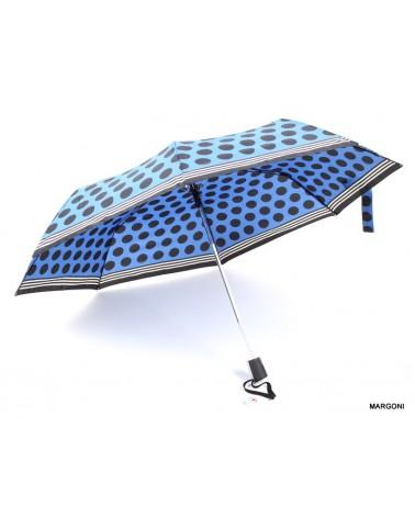 Parasol damski doppler 165mi03 niebieska