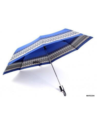 Parasol damski doppler 16526 2 niebieska