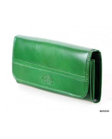 Portfel damski saccus pd-35/1 zielony