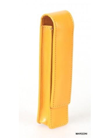 Etui na długopisy saccus 30 żółty