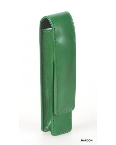 Etui na długopisy saccus 30 zielone