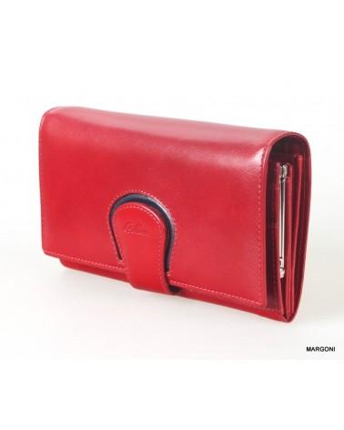 Portfel damski bellucci d-49 czerwony