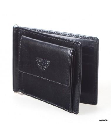 Banknotówka męska revio fpm30 czarna