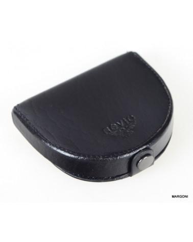 Portfel podkówka Revio fpd06 czarna