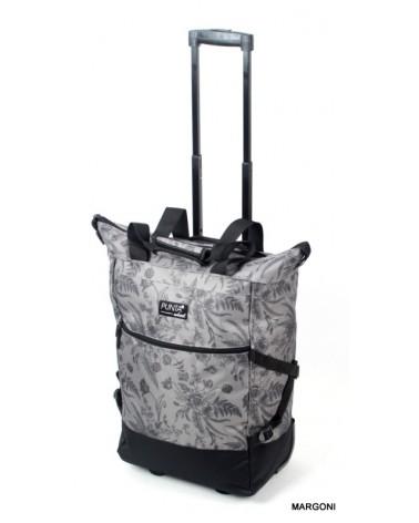 Kabinowa torba na kołach punta 5020 szara