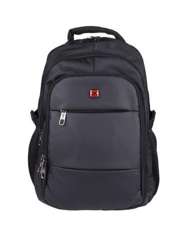 Plecak na laptopa 15'6 New Bags R-657 czarny