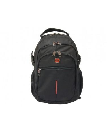 Plecak na laptopa New Bags R-644 czarny