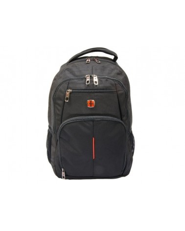 Plecak na laptopa New Bags R-645 czarny