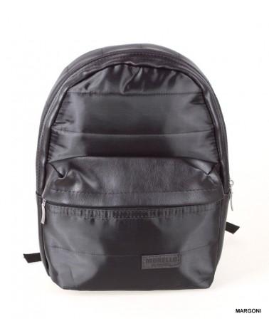 Plecak miejski pikowany Margoni czarny