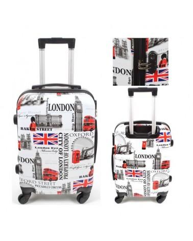 Mała walizka Bagia London BL 08