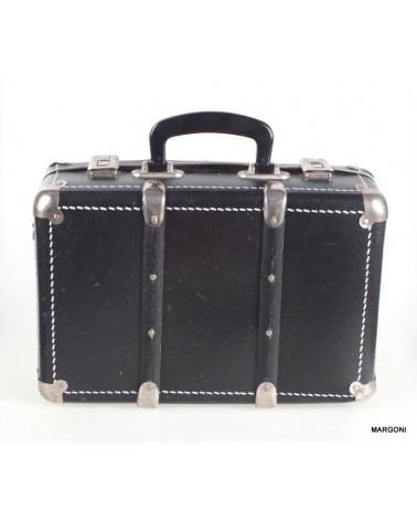 Stary kufer podręczny retro Vintage