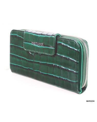 Portfel damski bellucci d-53 zielony