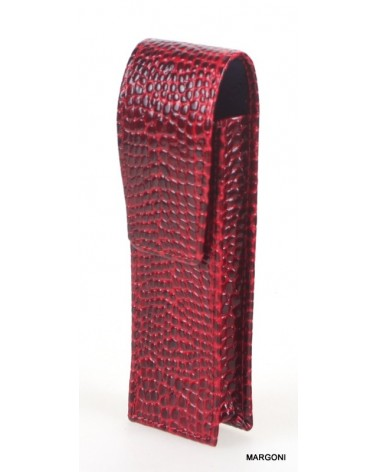 Etui na długopisy bellucci et-1 czerwone